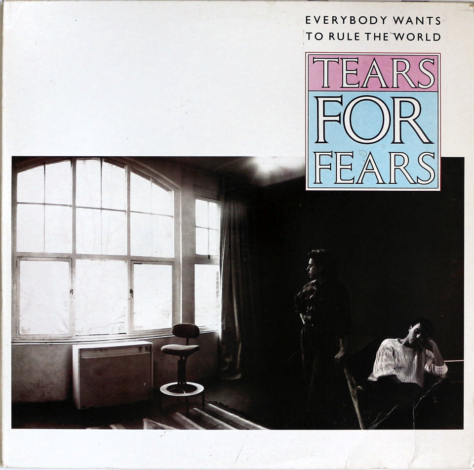 "Tears for Fears Vinyl 12"" (Used)"