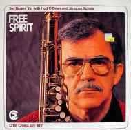 """Ted Brown Trio Vinyl 12"""" (Used)"""