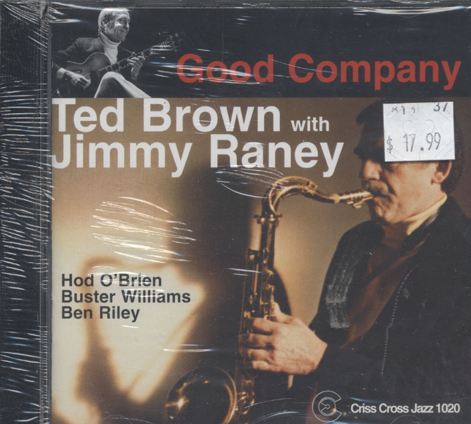 Ted Brown with Jimmy Raney CD