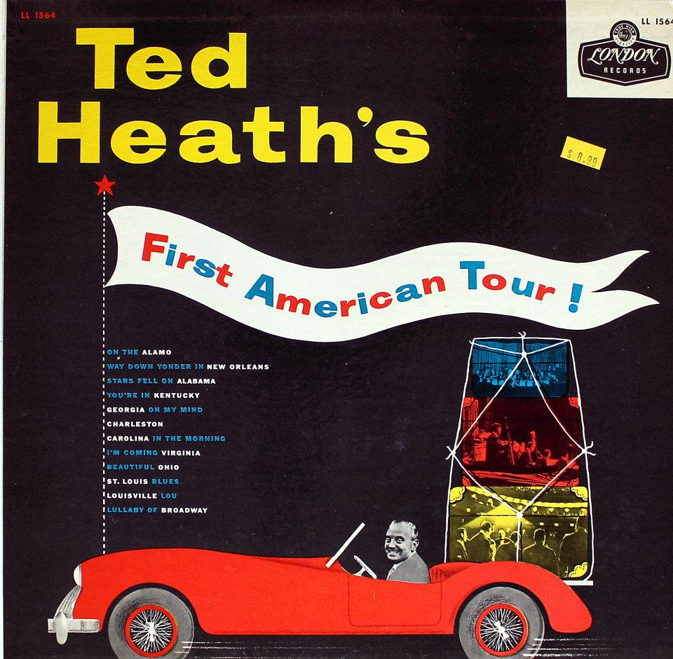 """Ted Heath Vinyl 12"""" (Used)"""