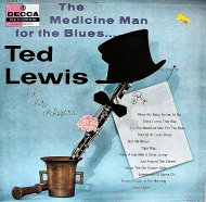 """Ted Lewis And His Orchestra Vinyl 12"""" (Used)"""