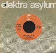 """Ted Nugent Vinyl 7"""" (Used)"""