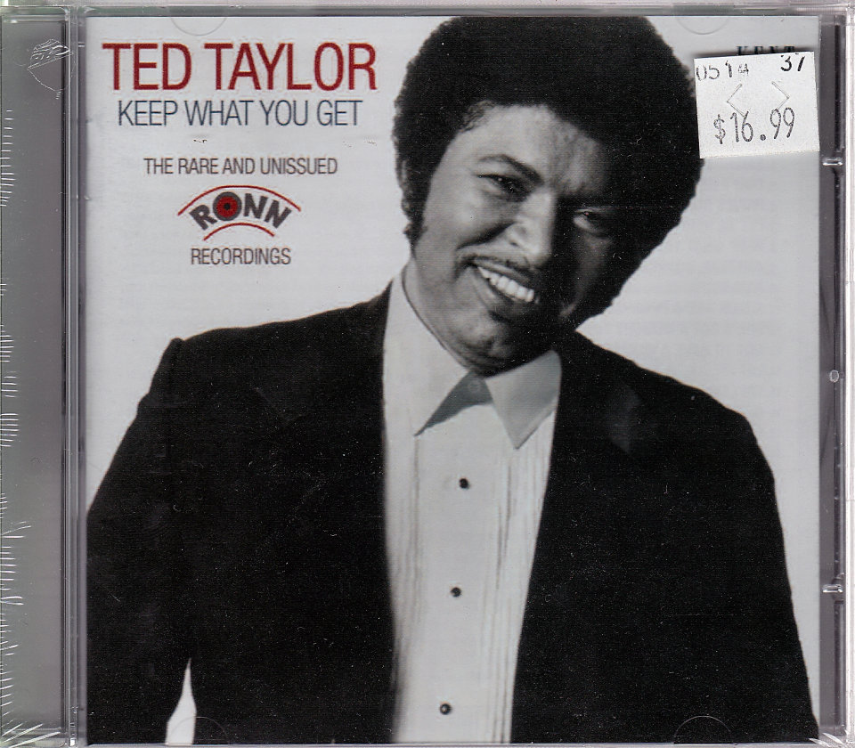 Ted Taylor CD