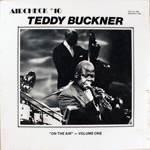 """Teddy Buckner Vinyl 12"""" (New)"""