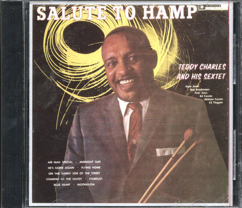 Teddy Charles and His Sextet CD