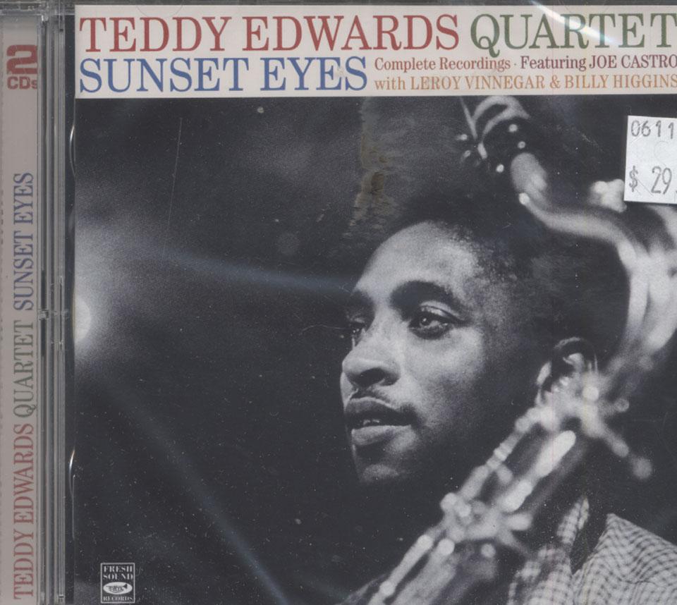 Teddy Edwards Quartet CD