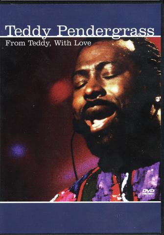 Teddy Pendergrass DVD