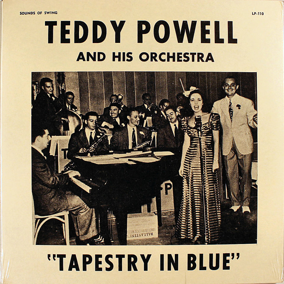 "Teddy Powell And His Orchestra Vinyl 12"" (New)"