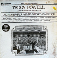"Teddy Powell And His Orchestra Vinyl 12"" (Used)"