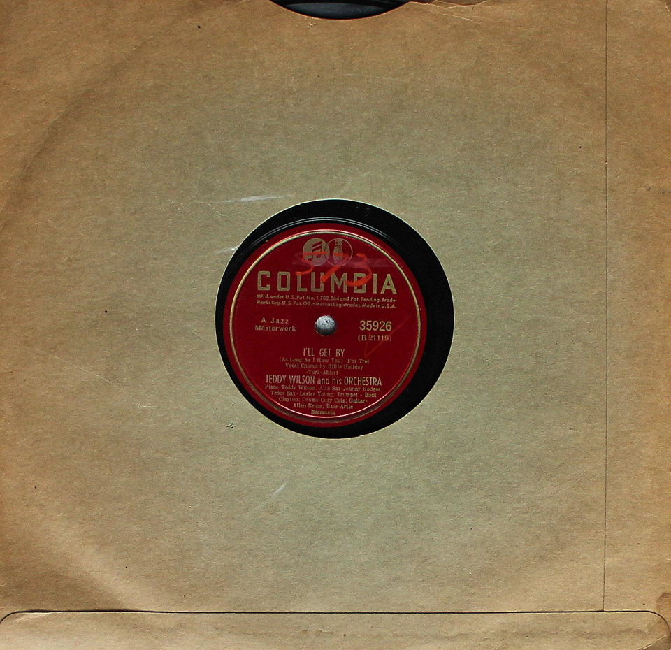 Teddy Wilson & His Orchestra 78