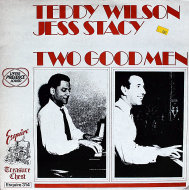 "Teddy Wilson / Jess Stacy Vinyl 12"" (Used)"