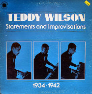 "Teddy Wilson Vinyl 12"" (Used)"