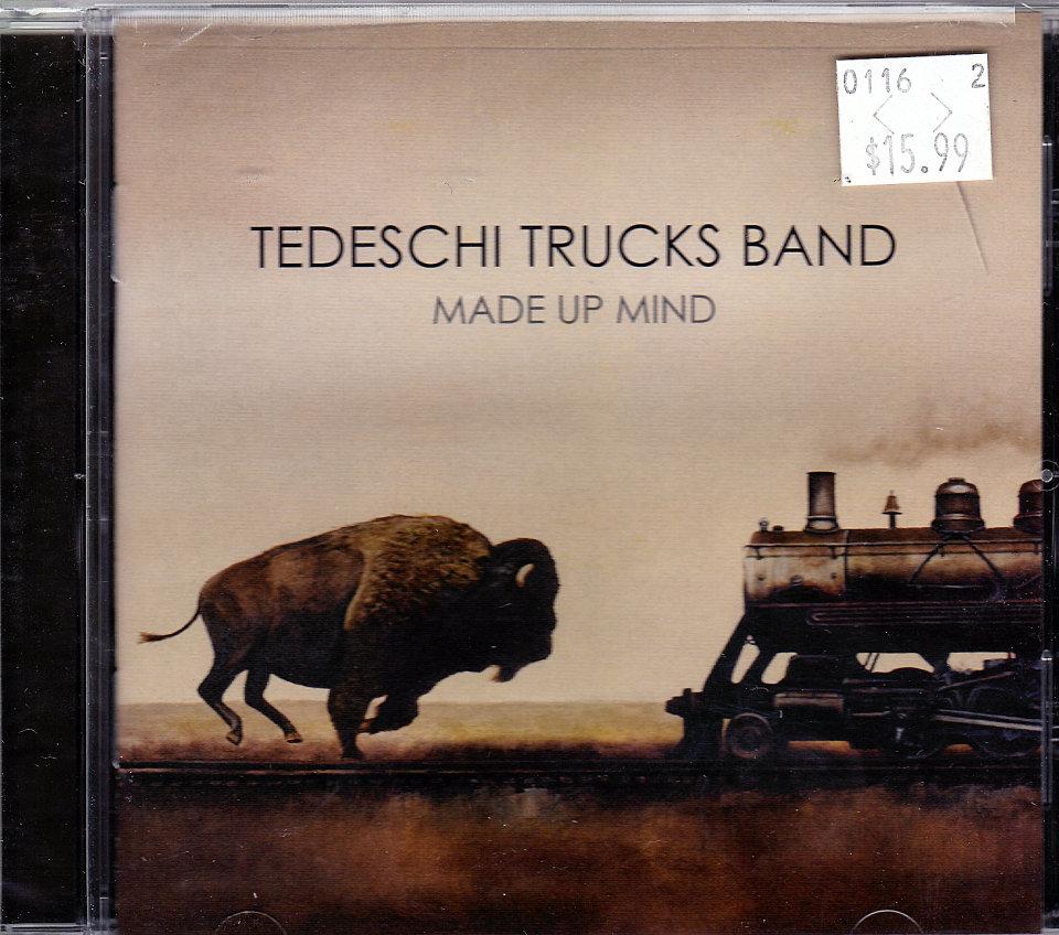 Tedeschi Trucks Band CD
