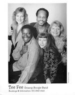 Tee Fee Swamp Boogie Band Promo Print