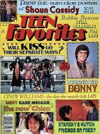 Teen Favorites Vol. 1 No. 10 Magazine