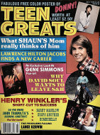 Teen Greats Magazine July 1978 Magazine