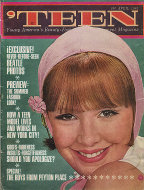 Teen Magazine April 1965 Magazine