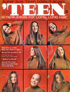 Teen Magazine April 1970 Magazine