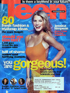 Teen Magazine July 2000 Magazine
