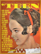 Teen Magazine October 1965 Magazine
