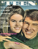 Teen Magazine October 1967 Magazine