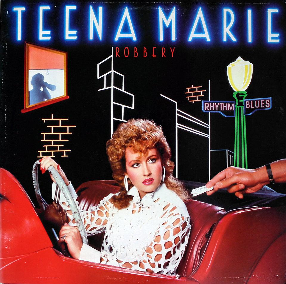 """Teena Marie Vinyl 12"""" (Used)"""