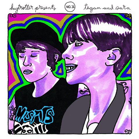 """Tegan & Sara / Allison Weiss Vinyl 12"""" (New)"""