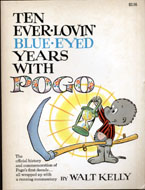 Ten Ever-Lovin' Blue-Eyed Years with Pogo 1949-1959 Book