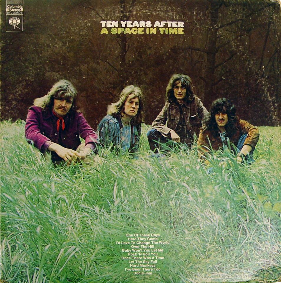 "Ten Years After Vinyl 12"" (Used)"