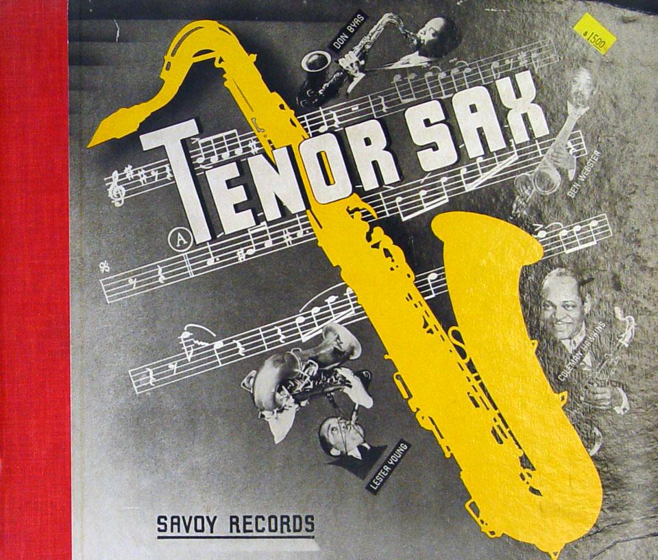 Tenor Sax 78