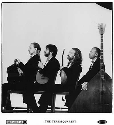Terem Quartet Promo Print
