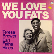 "Teresa Brewer / Earl ""Fatha"" Hines Vinyl 12"" (Used)"