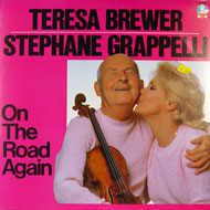 "Teresa Brewer / Stephane Grappelli Vinyl 12"" (Used)"