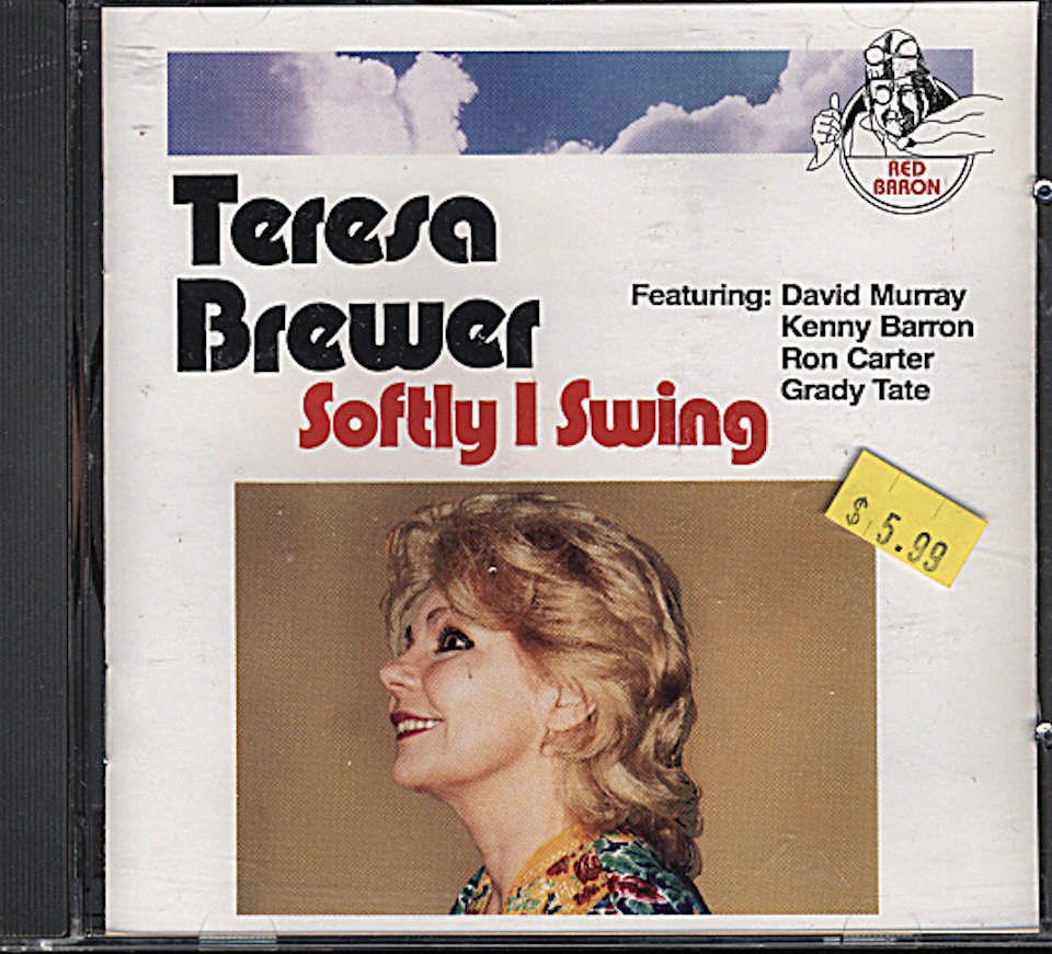 Teresa Brewer CD