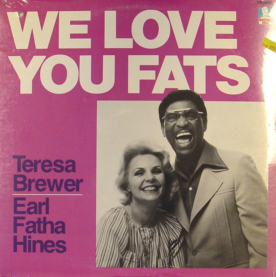 "Teresa Brewer Vinyl 12"" (New)"