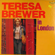 "Teresa Brewer Vinyl 12"" (Used)"