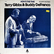 "Terry Gibbs & Buddy DeFranco Vinyl 12"" (Used)"