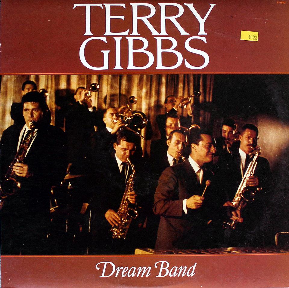 """Terry Gibbs Vinyl 12"""" (Used)"""