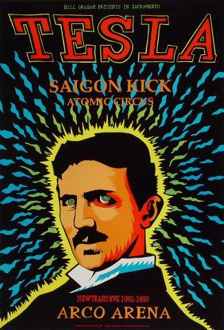 Tesla Poster