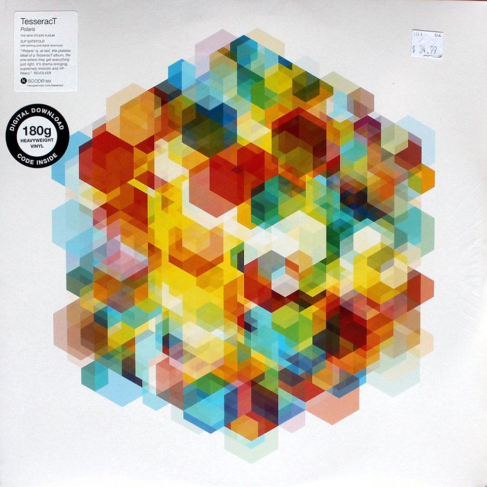 "Tesseract Vinyl 12"" (New)"