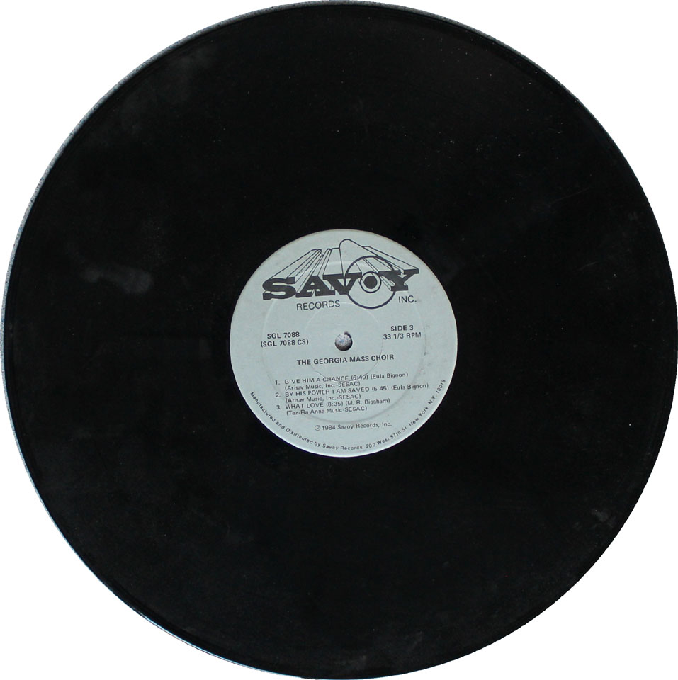 """test pressing st240 vinyl 12"""" (used) at wolfgang's"""