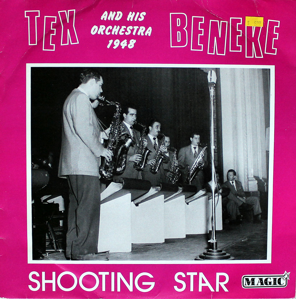 "Tex Beneke And His Orchestra Vinyl 12"" (New)"