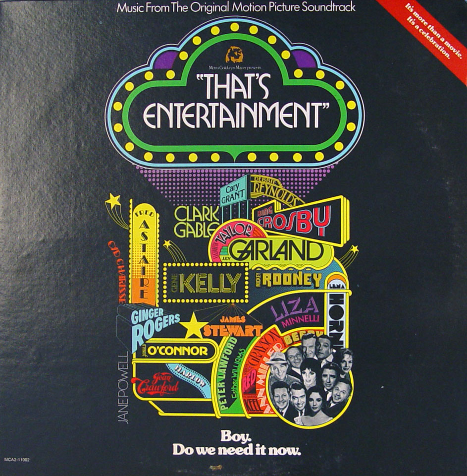"That's Entertainment Vinyl 12"" (Used)"
