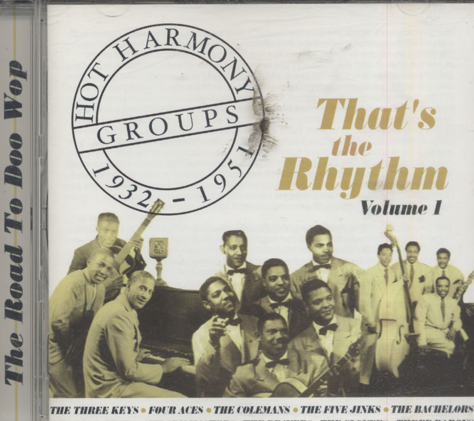 That's The Rhythm: Volume 1 CD