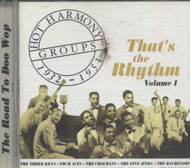 That's The Rhythm: Volume 1 CD