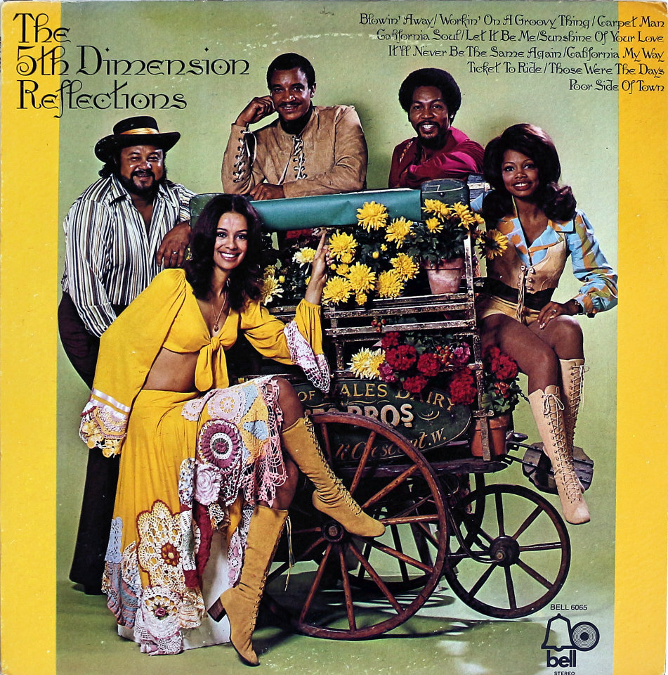 """The 5th Dimension Vinyl 12"""" (Used)"""