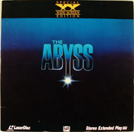 The Abyss Laserdisc