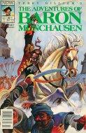 The Adventures Of Baron Munchausen Comic Book