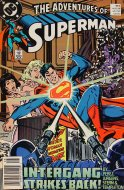 The Adventures of Superman Comic Book