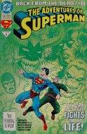 The Adventures Of Superman Comic Book